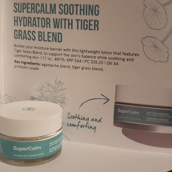 Supercalm Soothing Hydrator